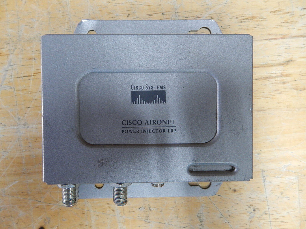 Cisco Aironet 1300 Access Point Power Injector LR2, AIR-PWRINJ-BLR2