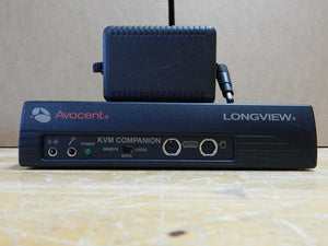 Avocent Cybex LongView 430 LV430 KVM Audio Extender Transmitter  Receiver