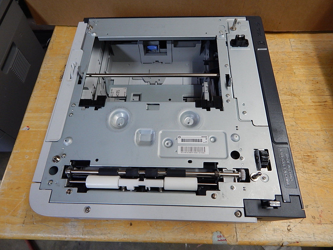 HP LaserJet Enterprise 600 M601 M602 M603 500-Sheet Paper Tray Feeder CE998A