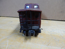 Load image into Gallery viewer, Lionel O Scale Lionel Lines Caboose w/light #64173  Sold AS-IS