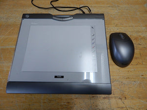 Wacom Smart Technologies Airliner WS100-R1 Bluetooth Tablet w/ Stylus & Mouse