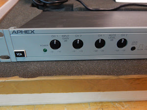 Aphex 150 Two Channel Voltage Controlled Attenuator