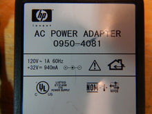 Load image into Gallery viewer, HP 0950-4081 Power Adapter for PhotoSmart 5550 7150 7155 7345 7350 7550 Printer