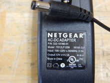 Load image into Gallery viewer, Netgear Router 12V AC DC Adapter Power Cord 332-10166-01 T012LF1209