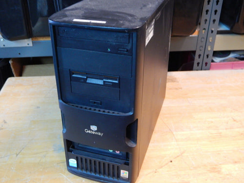 Gateway Model E-4500D PC  Intel Pentium P4 3.2Ghz Hyperthread 2Gb RAM