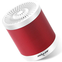 Load image into Gallery viewer, ZEALOT S5 Portable Bluetooth Speaker Column Wireless Subwoofer Super Bass Stereo USB TF Card Play With Microphone