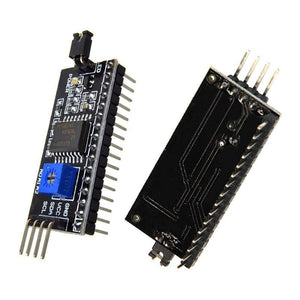 IIC/I2C/TWI/SP I Interface Board Module Port For Arduino LCD1602 Display Syeer