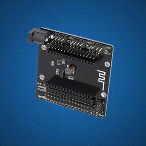 NodeMCU LUA Shield ESP8266 ESP 12E WIFI Expansion Board USB DC Powered