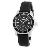 Aquacy 1769 Hei Matau Men's Automatic 300M Black Dive Watch ETA 2824 1769.B.B.S.ET