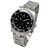 Aquacy 1769 Hei Matau Men's Automatic 300M Black Dive Watch 1769.B.B.S