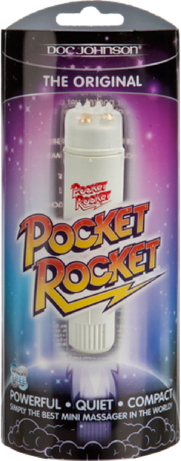 Pocket Rocket The Original (White)