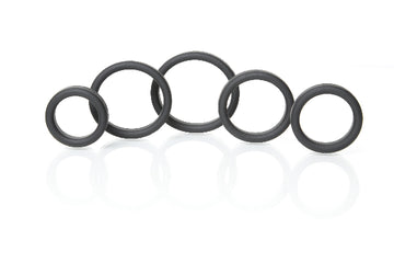 Boneyard Silicone Ring 5 Pcs Kit