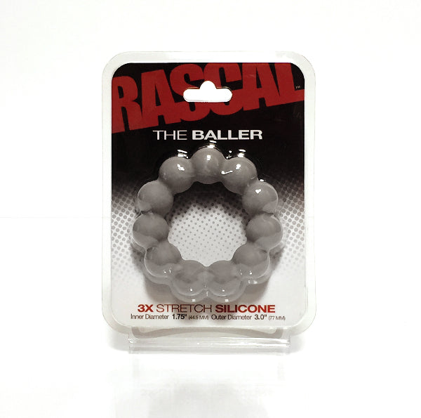 The Baller Cockring Grey