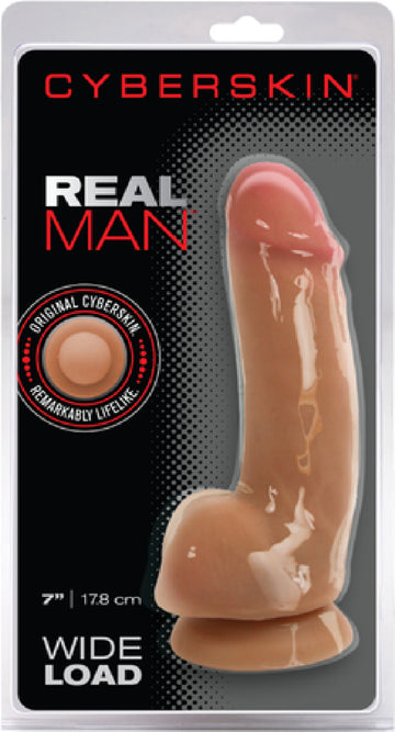 Real Man Wide Load (Flesh)