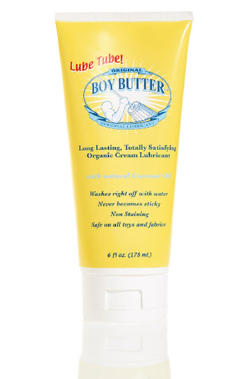 Boy Butter Original Tube 6oz