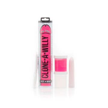 Clone a Willy Original Silicone Hot Pink