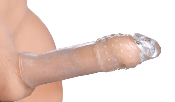 Clear Choice Penis Extension Sleeve