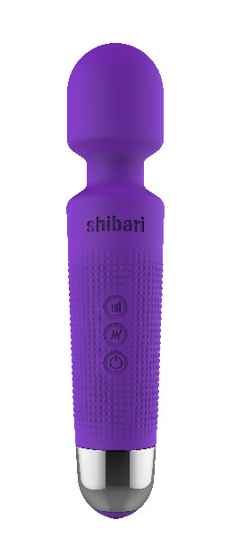 Shibari Mini Halo Wireless 20X Purple
