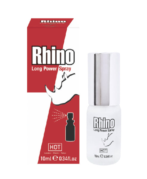 Hot Rhino Spray 10ml