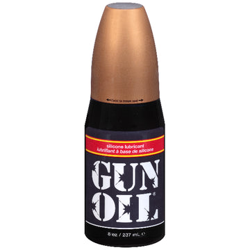 Gun Oil 8oz/240ml Flip Top Bottle