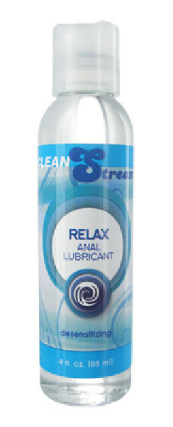 Relax Desensitizing Anal Lube 4oz/118ml