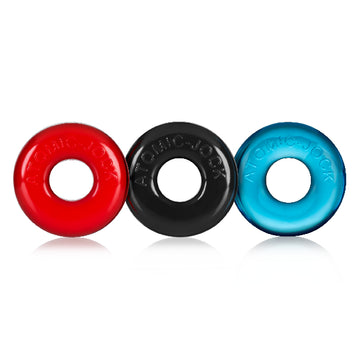 Ringer 3 Pack Of Do Nut 1 Small Multicolor
