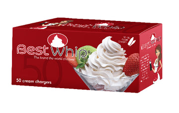 Best Whip Cream 8g Chargers 50x