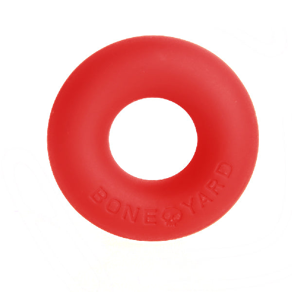 Ultimate Silicone Cock Ring Red
