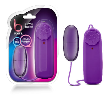 B Yours Power Bullet Purple
