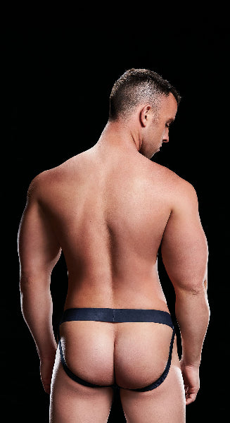 Low Rise Jock Navy