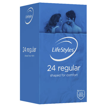LifeStyles Regular 24