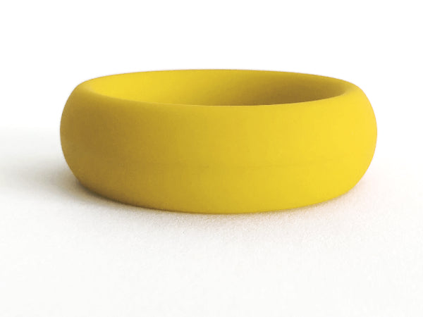 Meat Rack Cock Ring Yellow