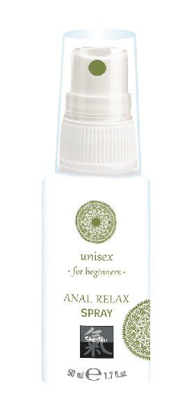 Shiatsu Anal Relax Spray Beginners 50ml