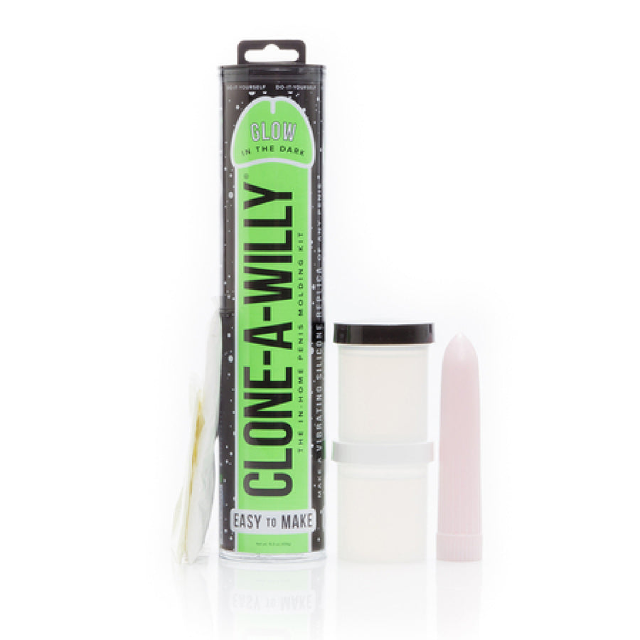 Clone-A-Willy Vibrator (Glow In The Dark)