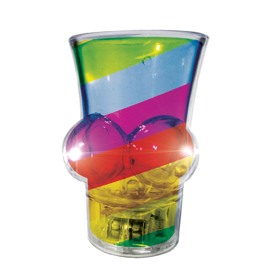 Boobie Shot Glass