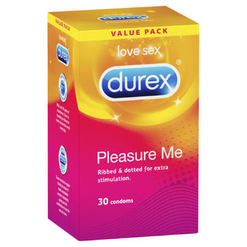 Pleasure Me Condoms 30 Pack