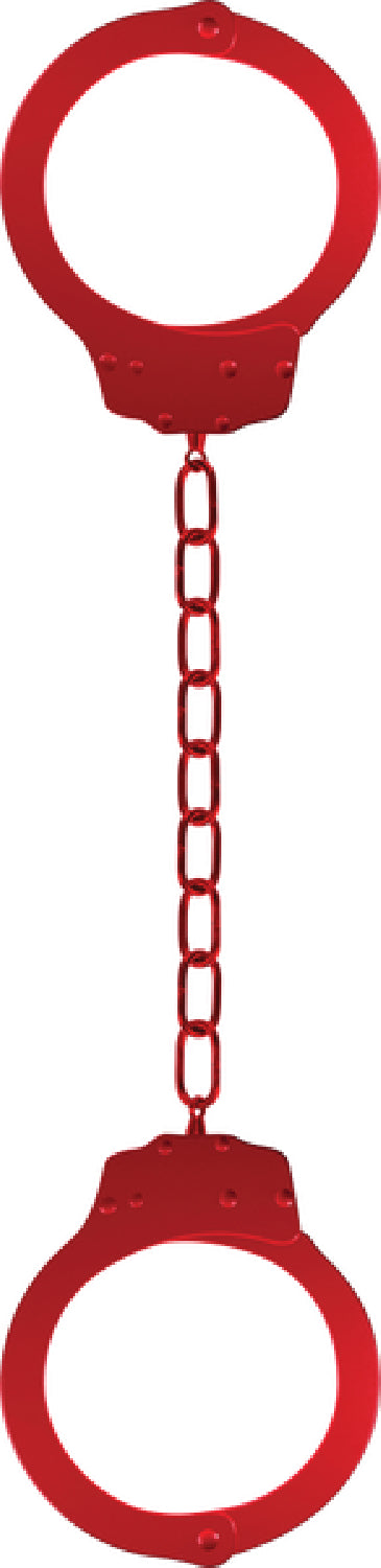 Beginner's Legcuffs (Red)