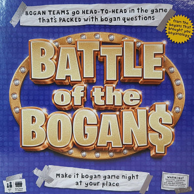 Battle Of The Bogans - Leather & Spank