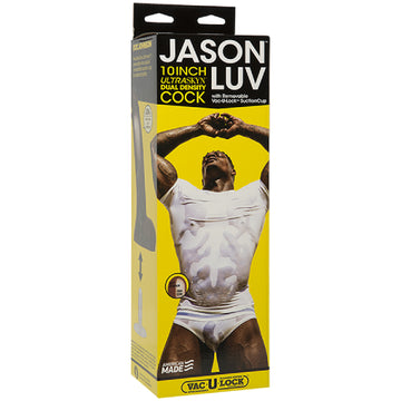 Jason Luv - 10 Inch ULTRASKYN Cock
