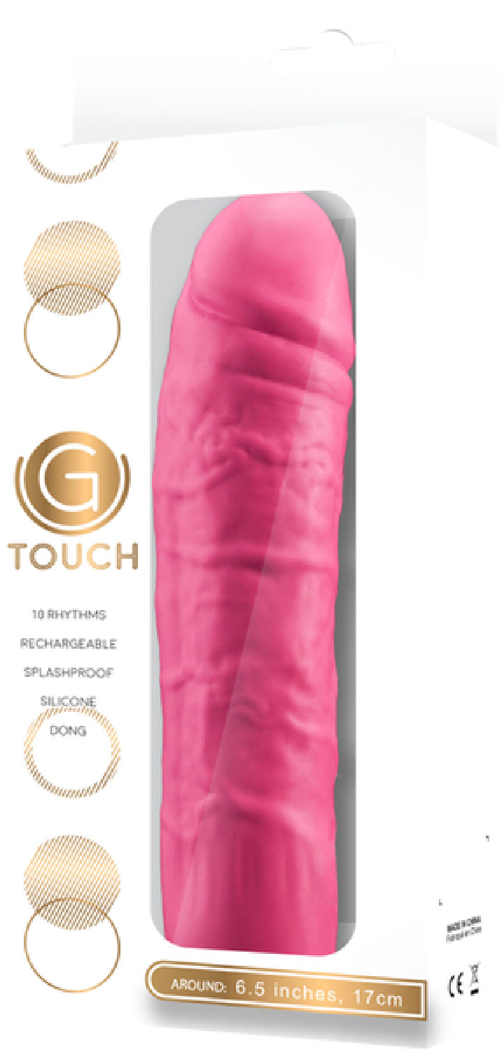 G-Touch Rechargeable Dong (Pink)