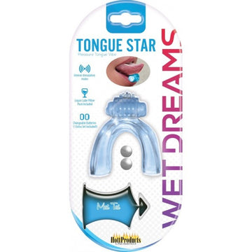 Tongue Star - Pleasure Tongue Vibe