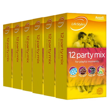 PARTY MIX 12 TRAY