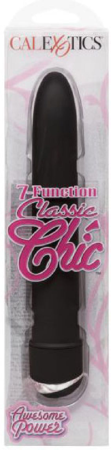 7-Function Classic Chic Standard (Black)