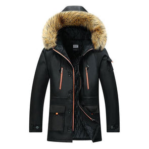 Columbus Expedition Parka