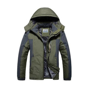Arctic Rainfall Insulated Parka