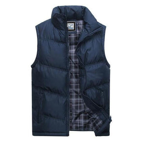 Eskimo Cotton-padded Casual Vest
