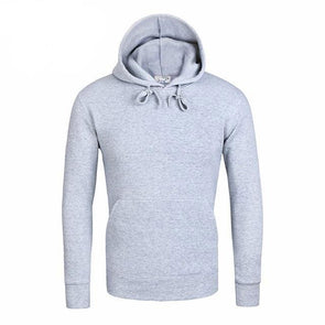 Polar Canvas Fitted Hoodie