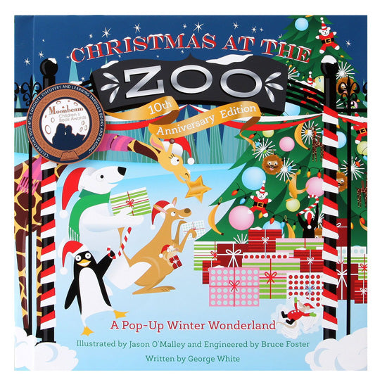 Christmas at the Zoo 10th Anniversary Edition