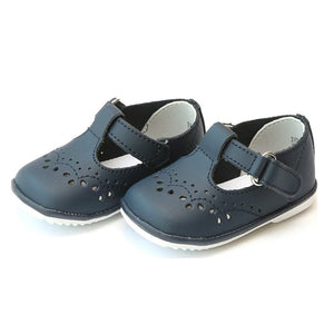 Angel Navy Mary Jane Shoes