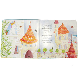 Jellycat Magical Unicorn Dreams Book by Louise Tate